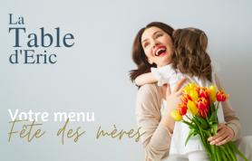 menu traiteur fête mères 2021 table eric